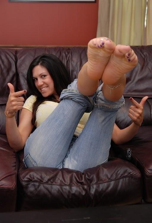 Mature foot fetish pics-9444
