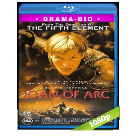 Juana De Arco [1999][BD-Rip][1080p][Trial Lat-Cas-Ing][Drama-Bio]