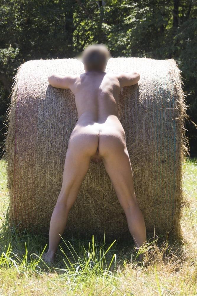 Milf naked in public-2045