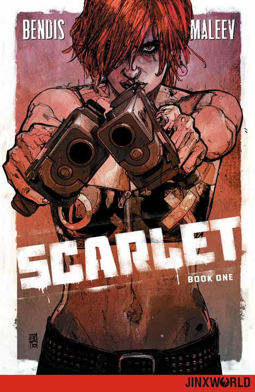 Scarlet Book 01 (2018)