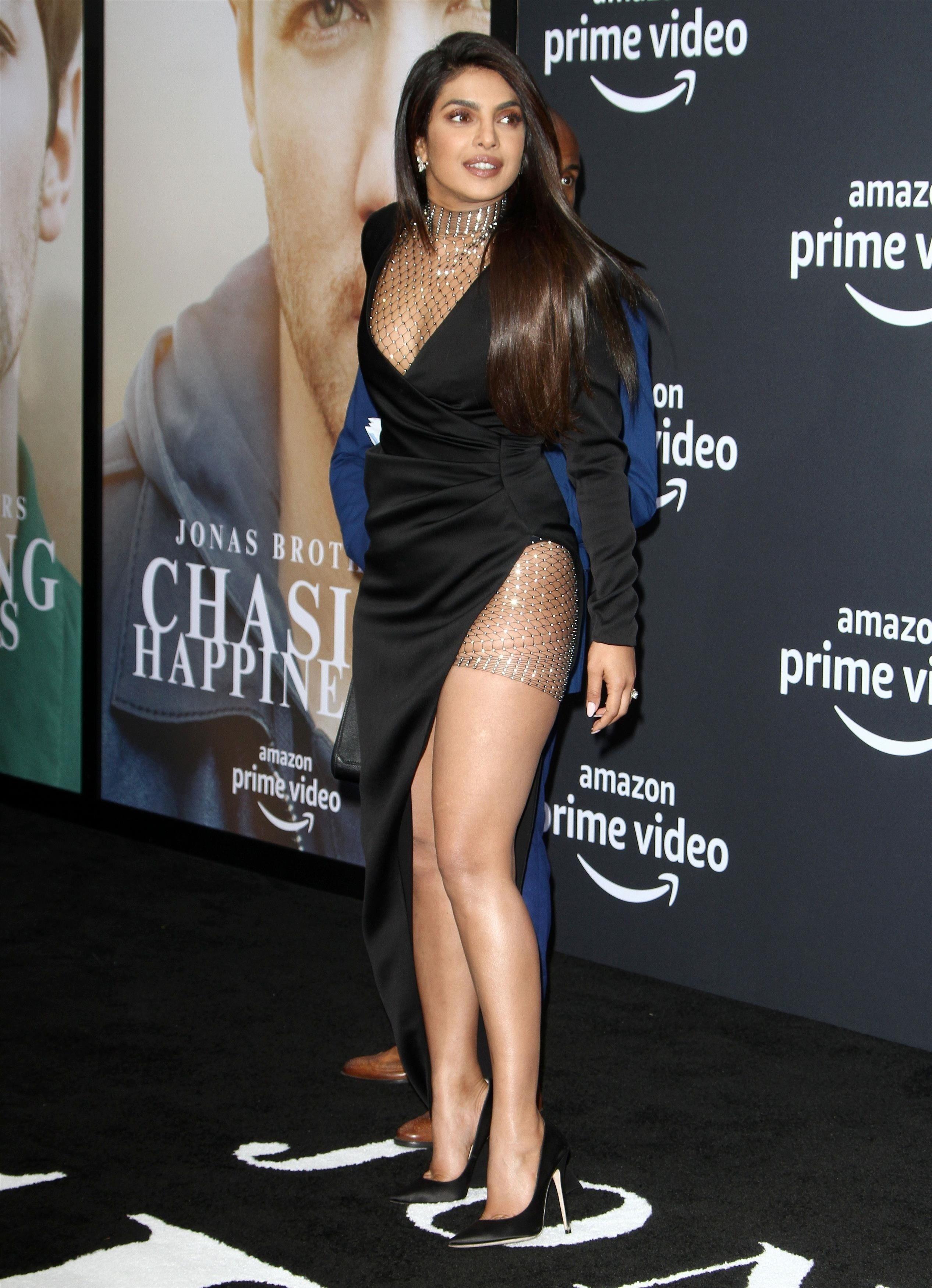 Priyanka Chopra – Amazon Prime Video's 'Chasing Happiness' premiere in Los Angeles 3-6-2019