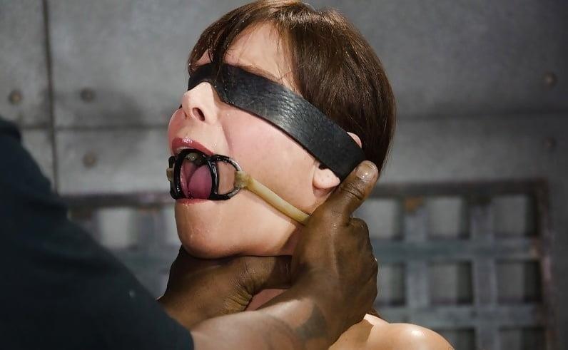 Femdom gagged slave-5315