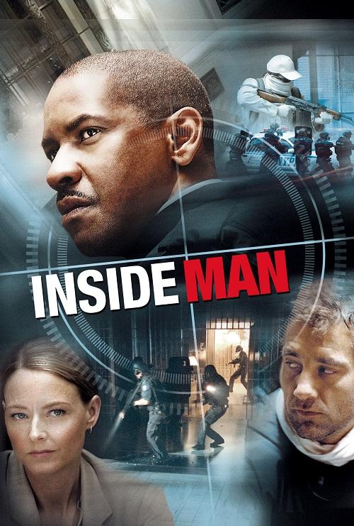 Plan doskonały / Inside Man (2006) MULTi.720p.BluRay.x264.DTS.AC3-DENDA / LEKTOR i NAPISY PL