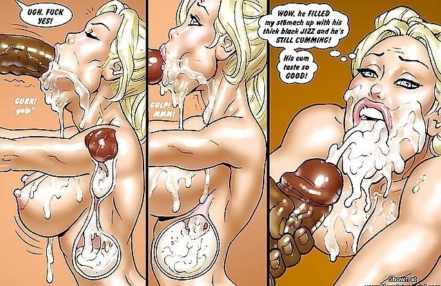 Porn big tits cartoon-1470