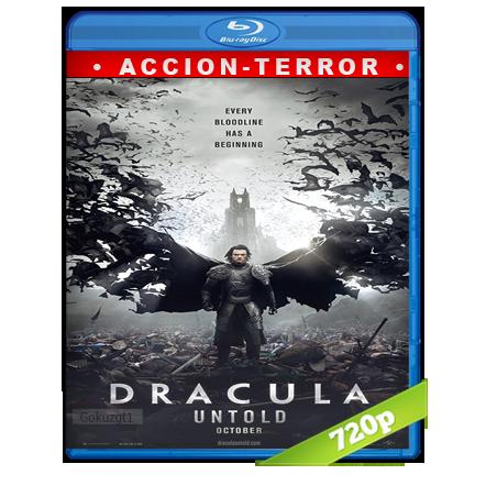 Dracula La Historia Jamas Contada 720p Lat-Cast-Ing 5.1 (2014)