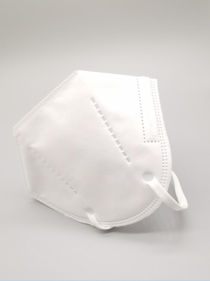 Double Mask Industrial Supplied Anti-COVID-19 Face Masks for Medical Experts and General Public