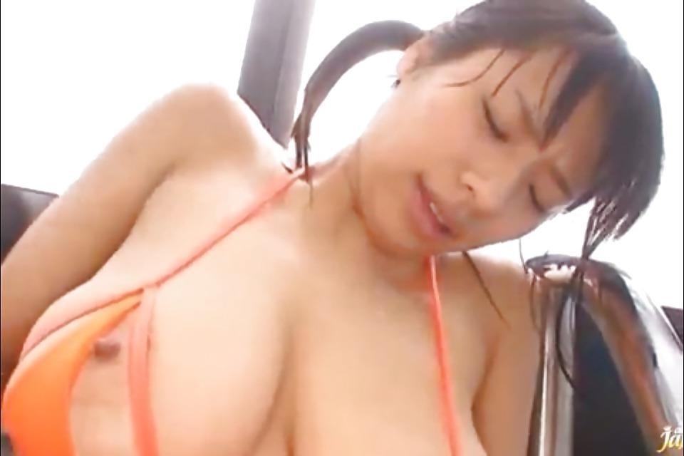 Uncensored big tit japanese porn-9403