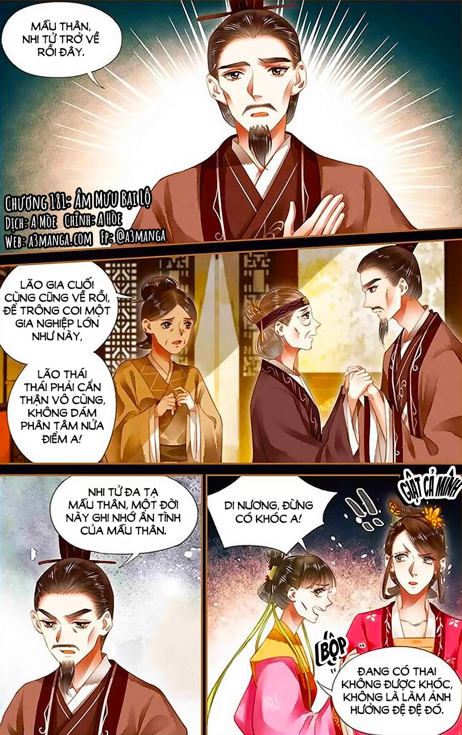 Thần Y Đích Nữ chap 181 - Trang 1