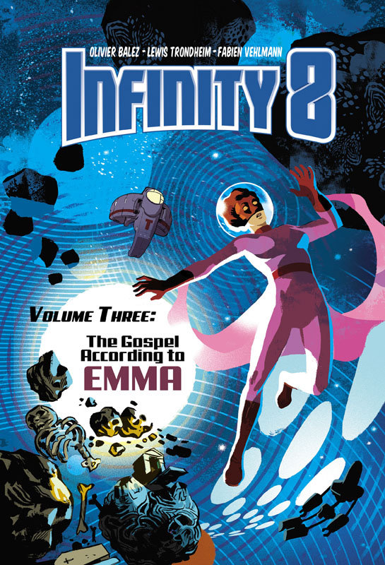 Infinity 8 v03 - The Gospel According to Emma (2019)