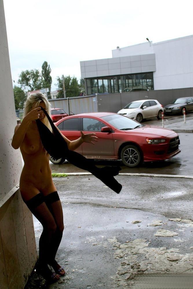 Russian blonde girl porn-9037