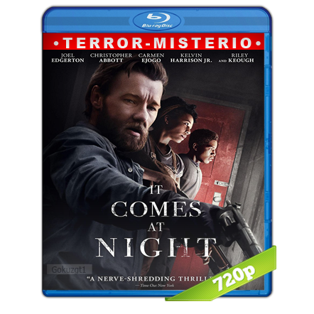 Viene De Noche (2017) BRRip 720p Audio Trial Latino-Castellano-Ingles 5.1