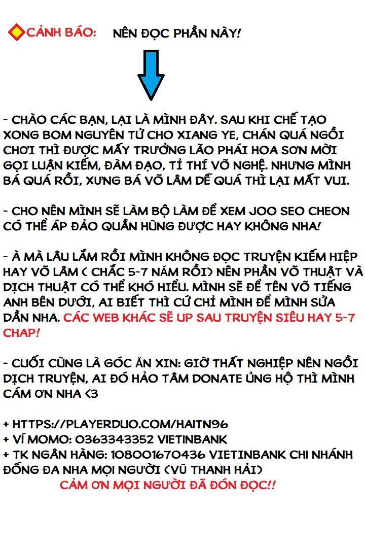 Volcanic Age - Huyết Chiến Hoa Sơn Chapter 34