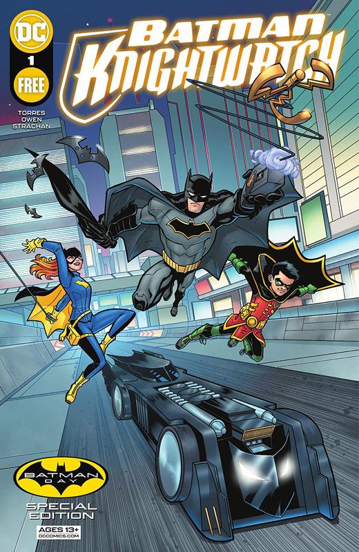 Batman Day Special Edition (2021)