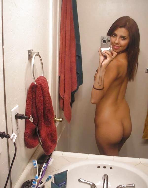 Hot naked black haired girls-8941