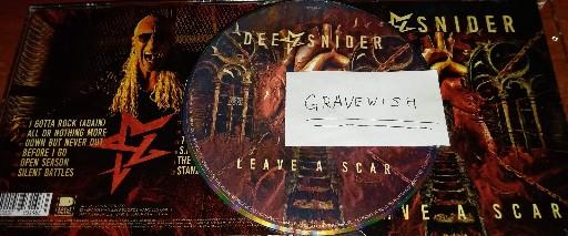 Dee Snider-Leave A Scar-CD-FLAC-2021-GRAVEWISH