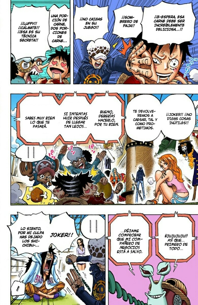 One Piece Manga 700-701 [Full Color] [Dressrosa] 4gm9Kjne_o