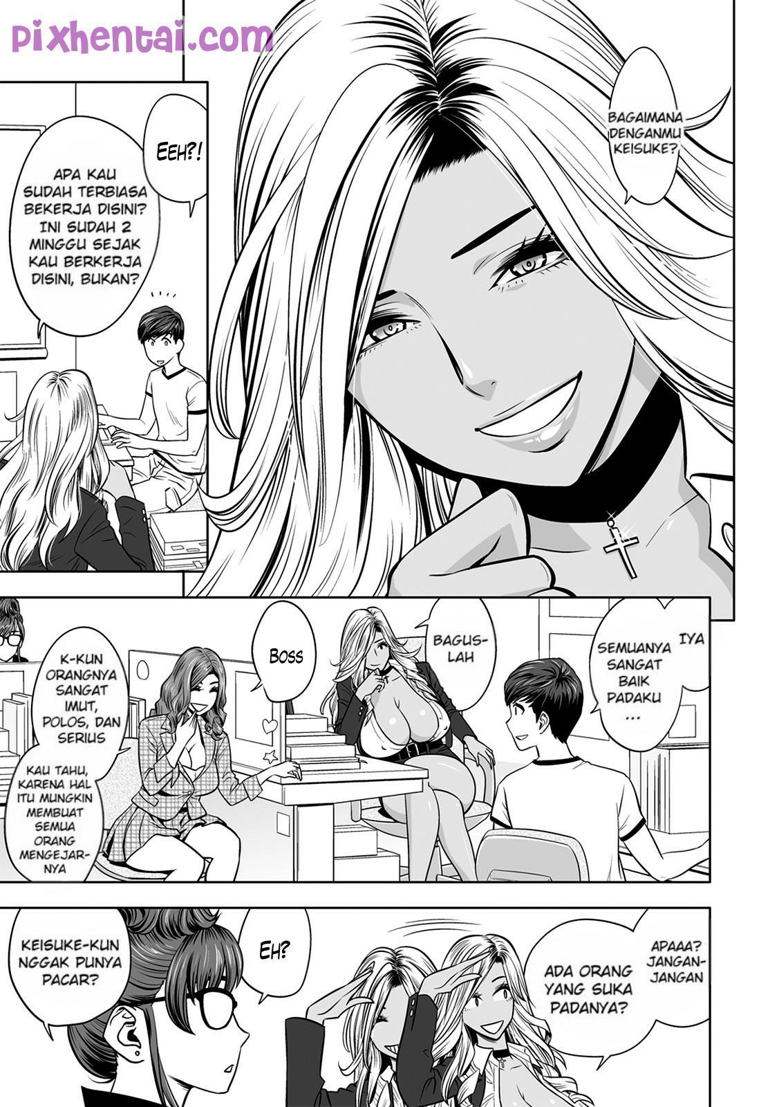 Komik Hentai Diajak Ngesex Direktur Montok Manga XXX Porn Doujin Sex Bokep 12