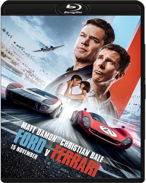 Le Mans '66 / Ford v Ferrari (2019) V2.MULTi.1080p.BluRay.x264.DTS.AC3-DENDA / LEKTOR i NAPISY PL