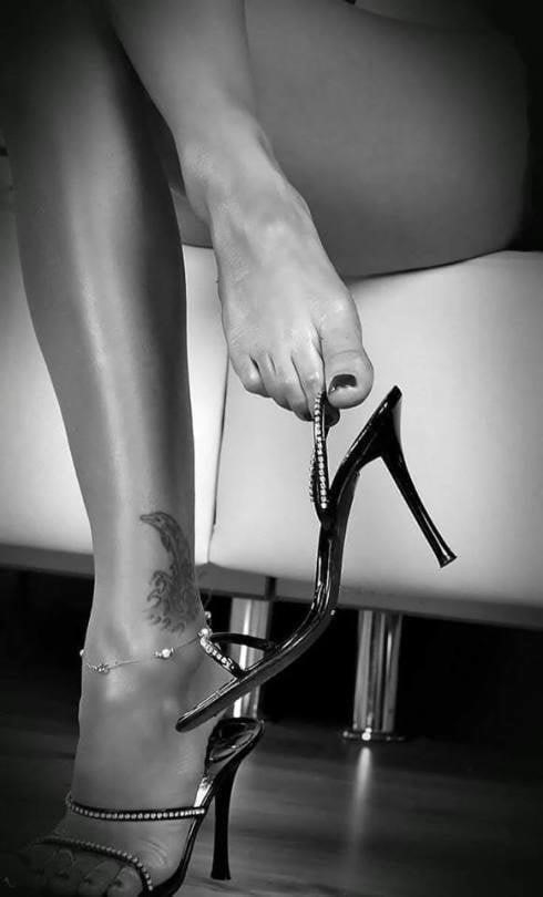 Lesbian foot fetish seduction-3428