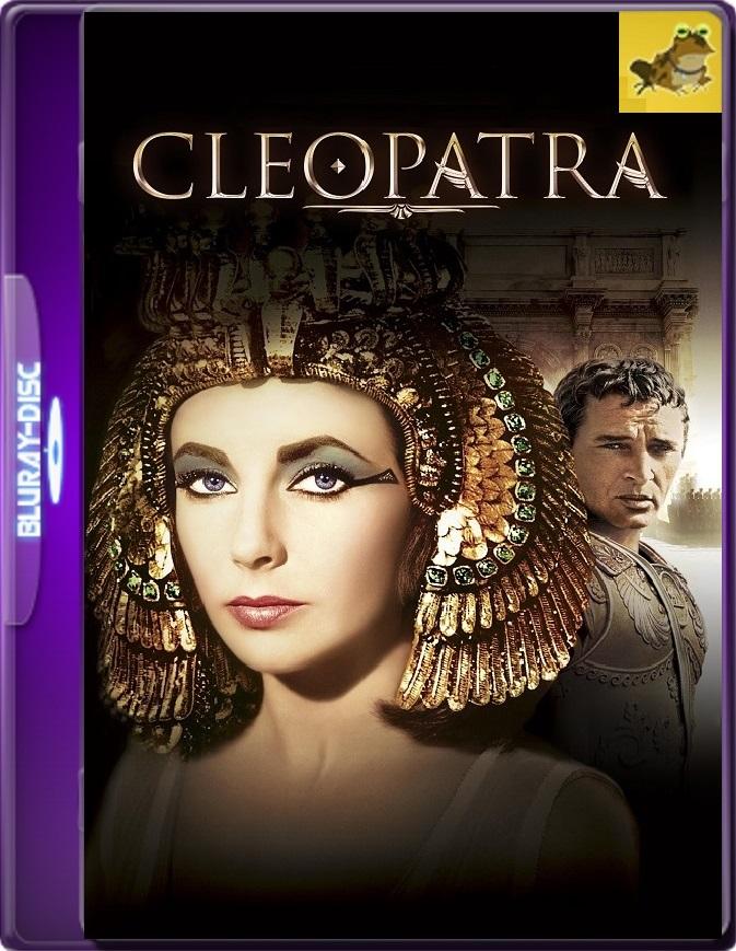 Cleopatra (1963) Brrip 1080p (60 FPS) Latino / Inglés