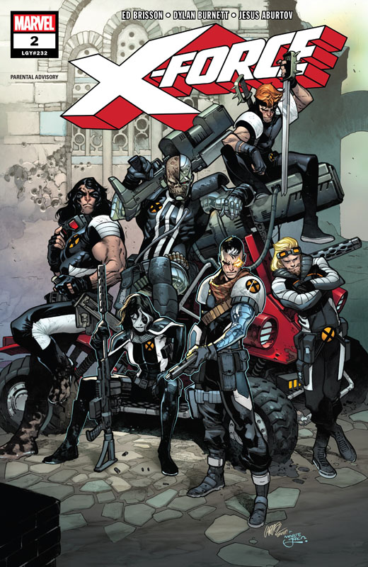 X-Force Vol.5 #1-10 (2019) Complete