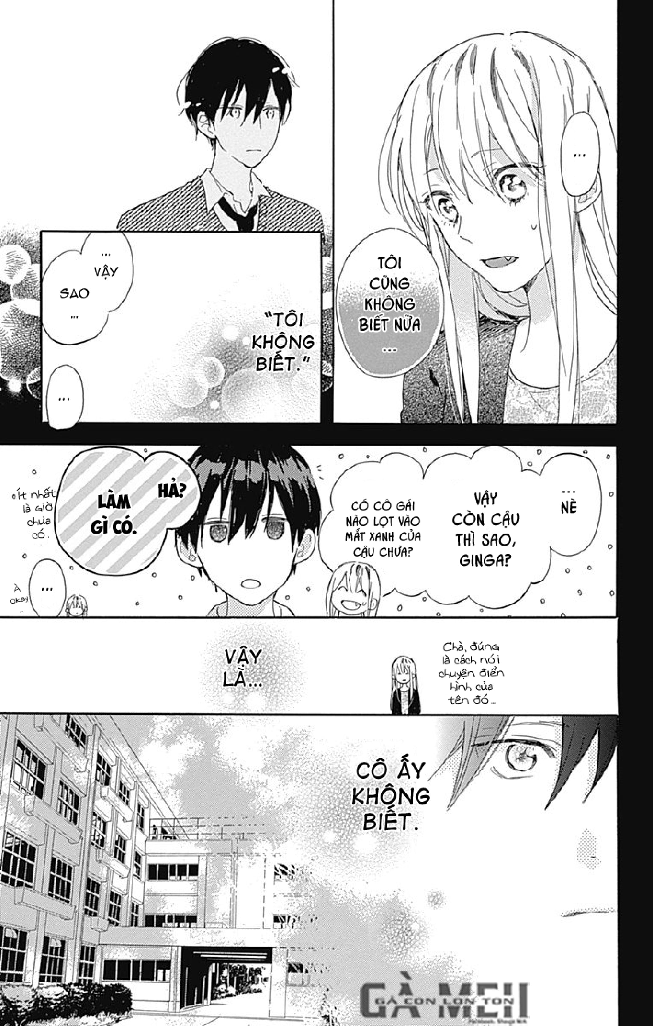 Stella To Mille Feuille chap 3 - Trang 5