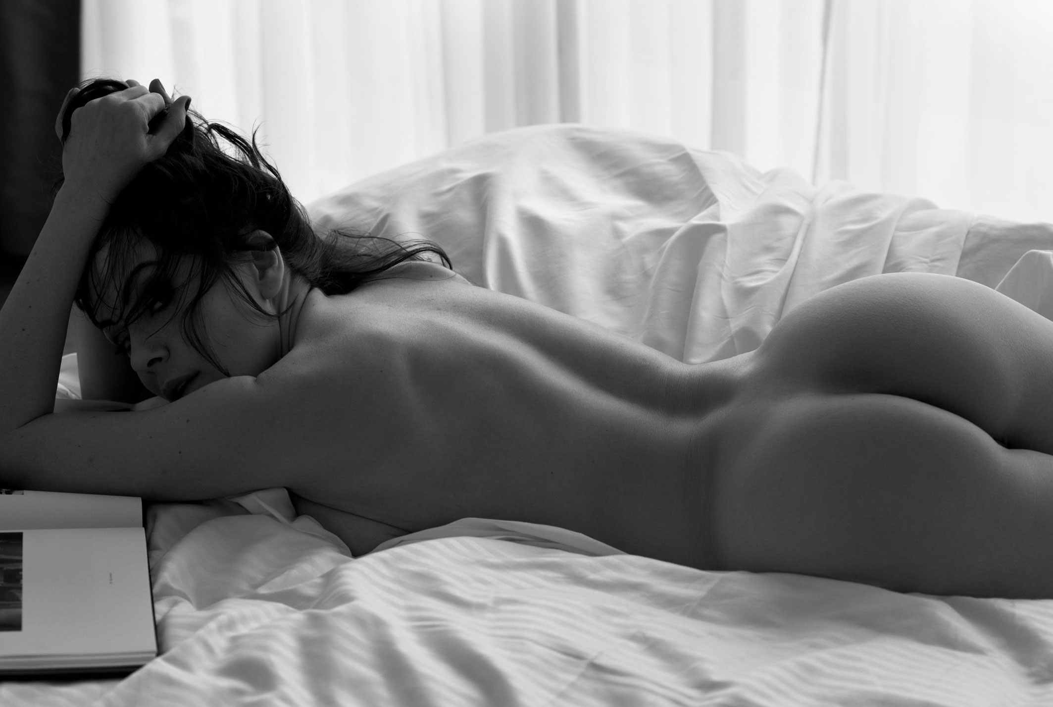 Celine Andrea nude by Elux