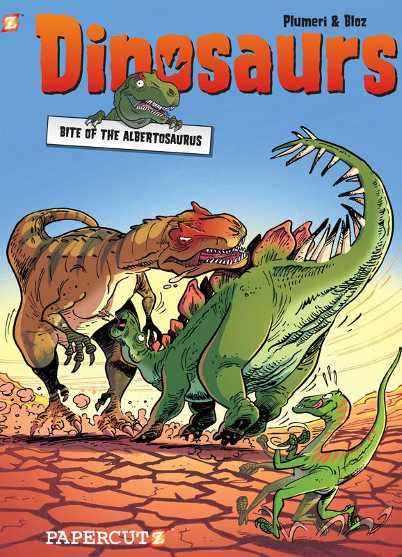 Dinosaurs 01-04 (2013-2015)