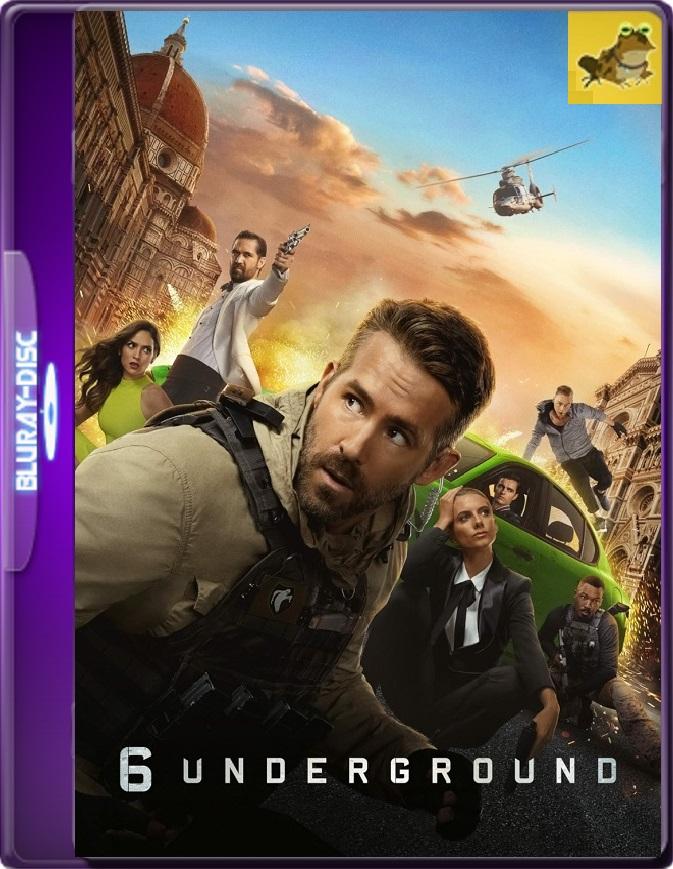 Escuadrón 6 (2019) Brrip 1080p (60 FPS) Latino / Inglés