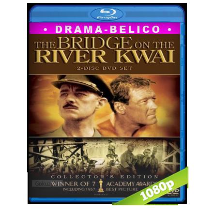 descargar El Puente Sobre El Rio Kwai 1080p Lat-Cast-Ing 5.1 (1957) gratis