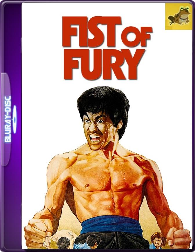 Puño De Furia (1972) Brrip 1080p (60 FPS) Latino / Chino