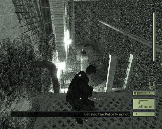 Tom Clancy's Splinter Cell Captura 3