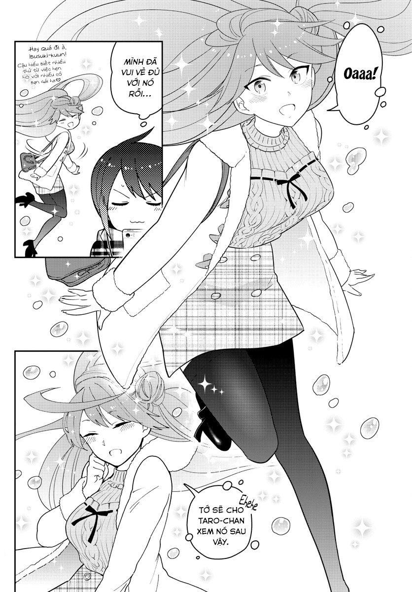 Hatsukoi Zombie Chapter 126 - Trang 14