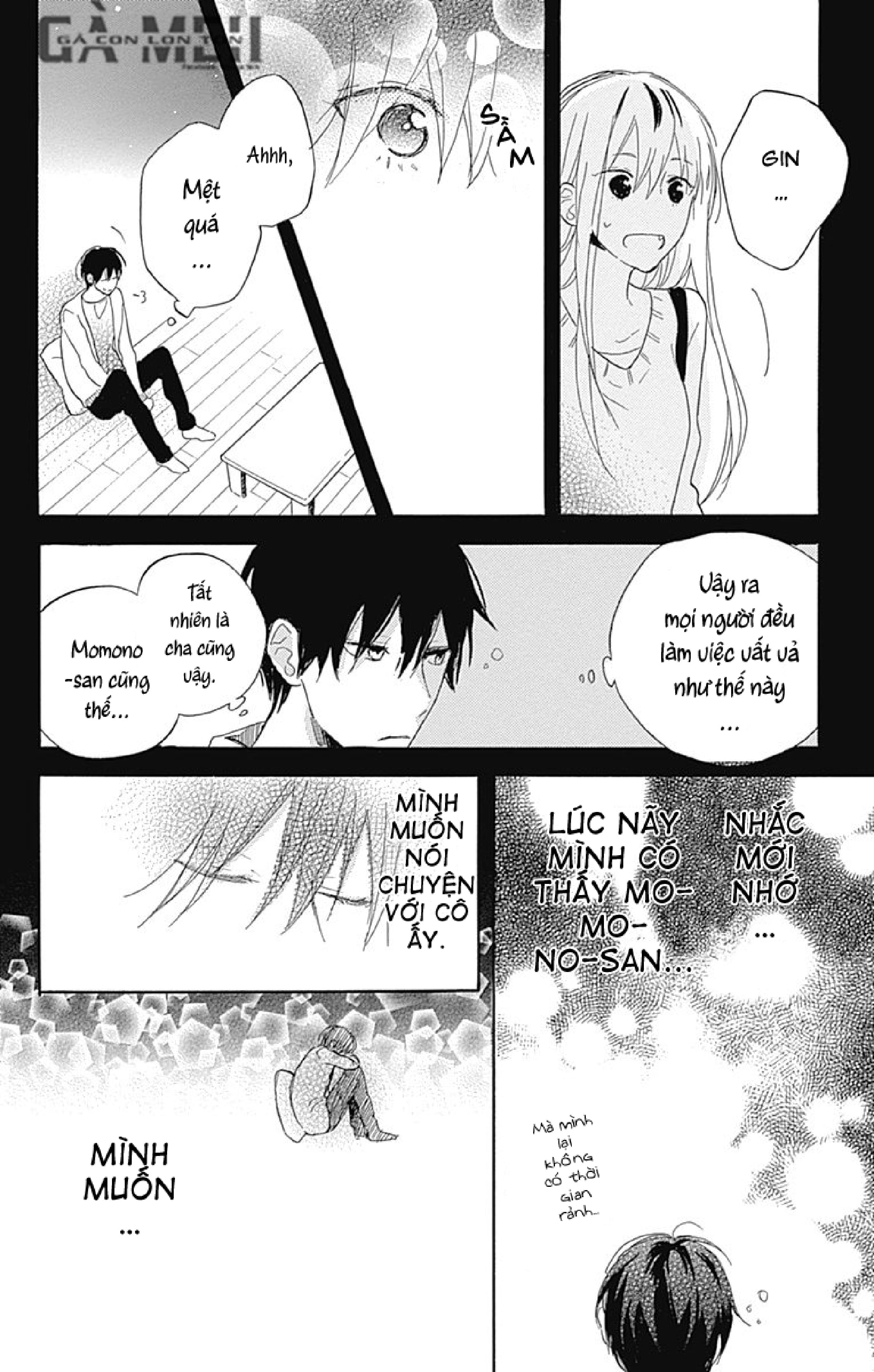 Stella To Mille Feuille chap 3 - Trang 28