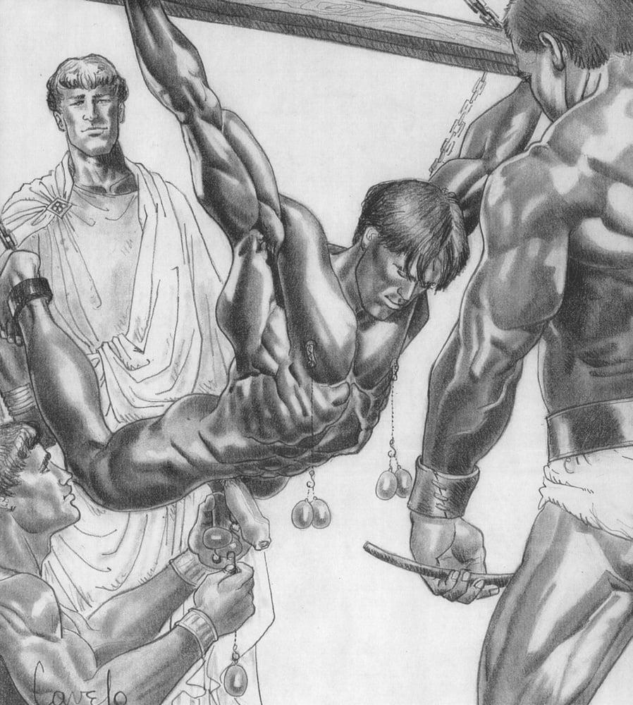 Roman slave xxx-8964