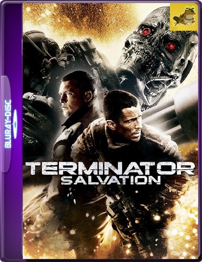 Terminator: La Salvación (2009) Brrip 1080p (60 FPS) Latino / Inglés