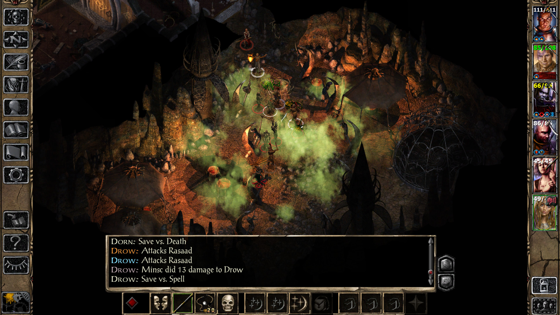 Baldurs Gate 2: Enhanced Edition Captura 1