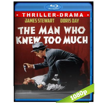 En Manos Del Destino [1956][BD-Rip][1080p][Trial Lat-Cas-Ing][Thriller]