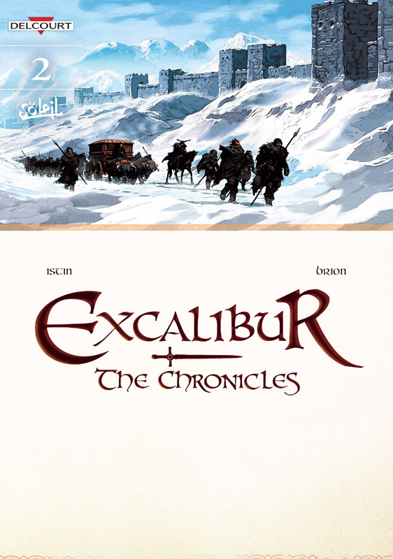 Excalibur - The Chronicles 01-02 (2019)