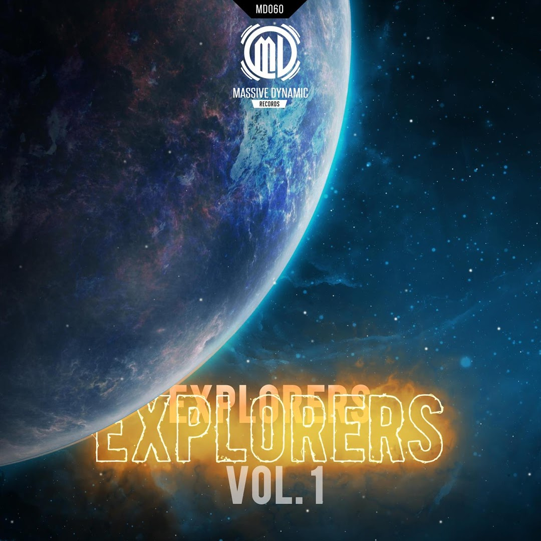Poster for Explorers Vol 1