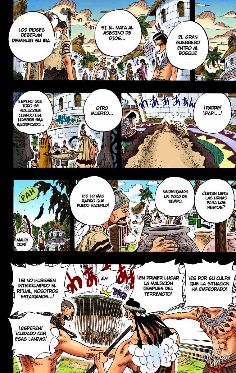 One Piece Manga 286-291 [Full Color] BOXrTNI6_o