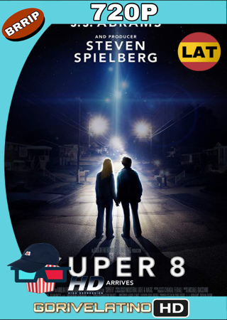Super 8 (2011) BRRip 720p Audio Trial Latino-Castellano-Ingles MKV