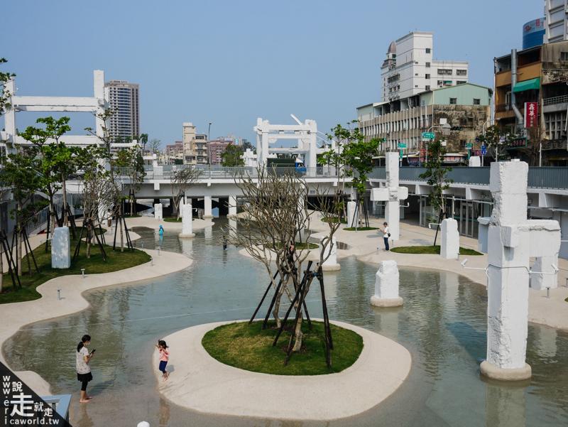 台南 河樂廣場 美術館二館 蝸牛巷