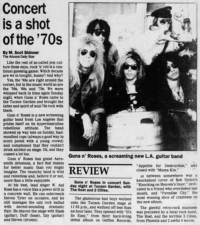 1987.09.06 - Tucson Garden, Tucson, AR, USA HKrGrZPB_o