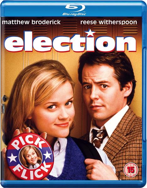 Выскочка / Election (1999/BDRip/HDRip)
