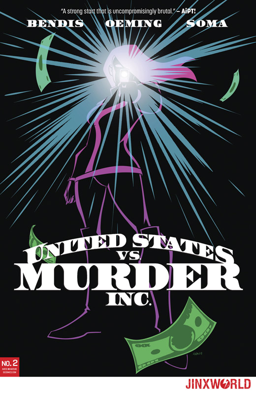United States vs. Murder, Inc. #1-4 (2018-2019)