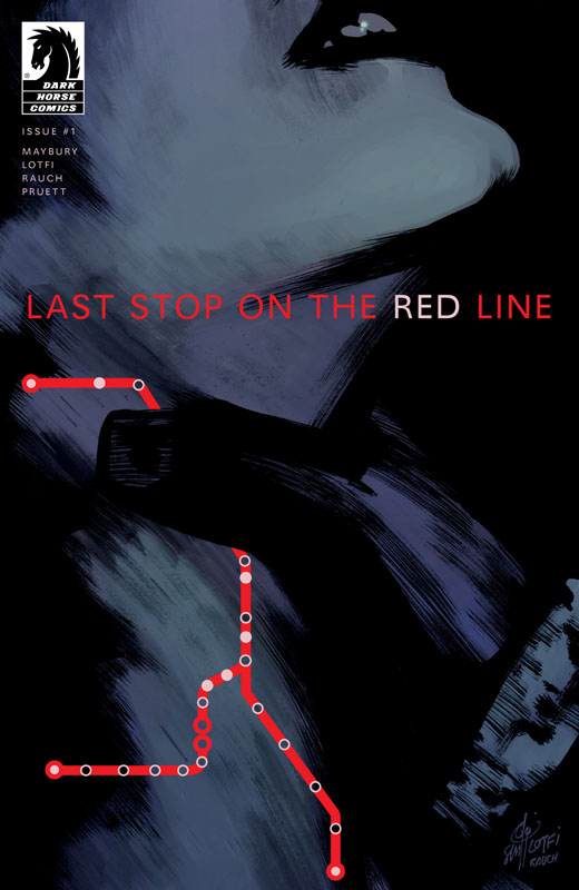Last Stop on the Red Line #1-3 (2019)