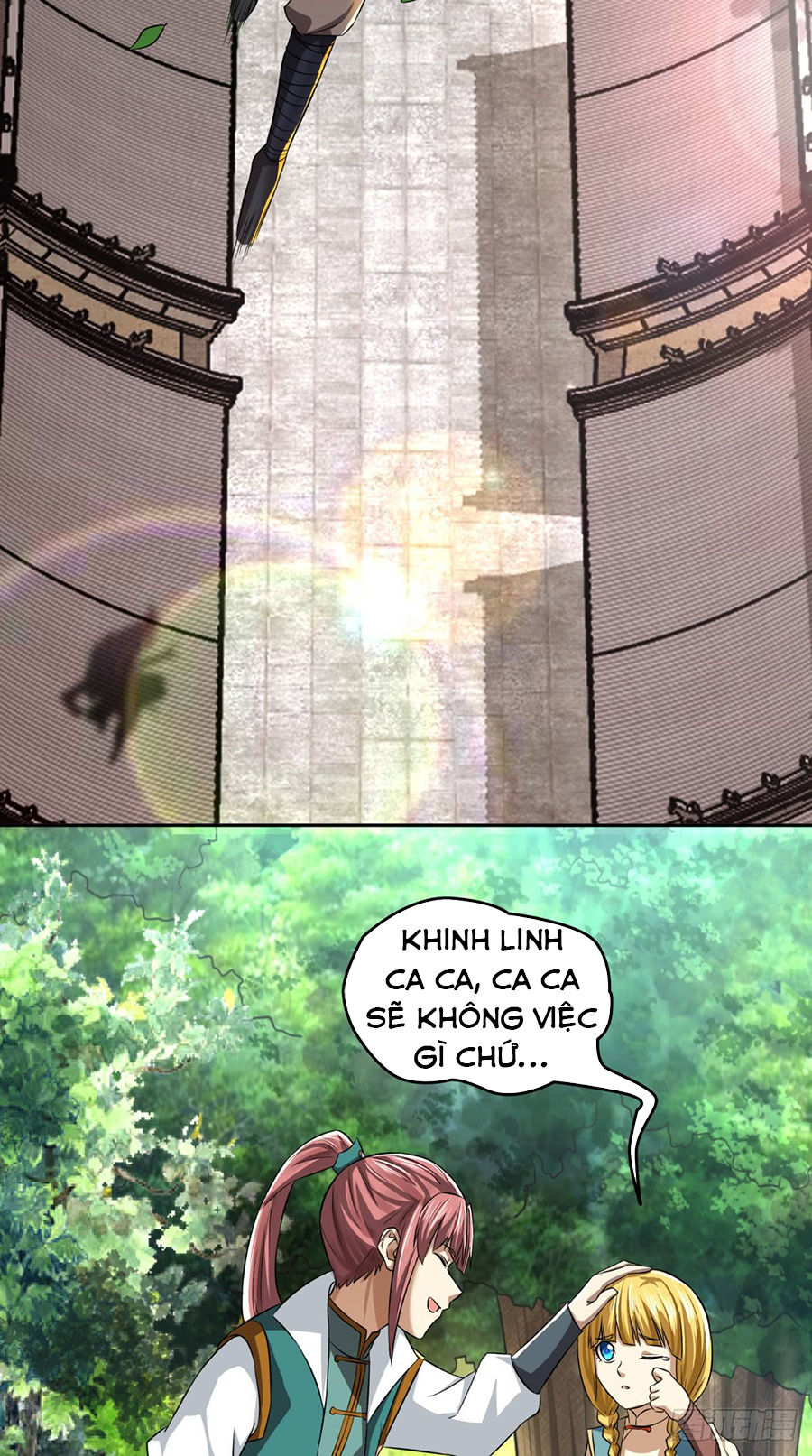 Tu Thiên Truyện Chapter 12 - Trang 38