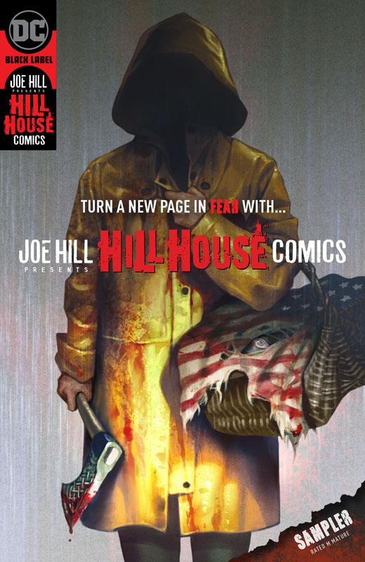 Hill House Sampler 001 (2019)
