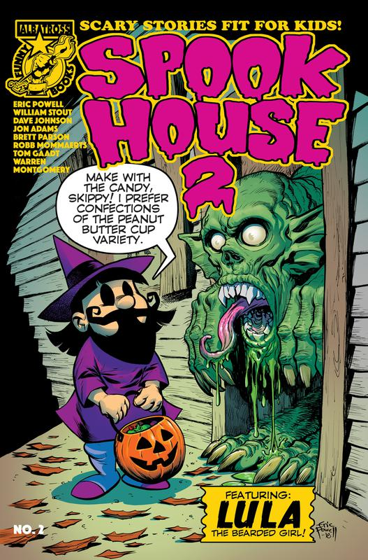 Spook House 2 #1-4 (2018)